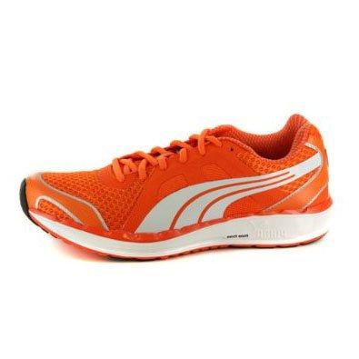 Mens Puma FAAS 550 Running Shoes Orange Trainers-Orange-8.5