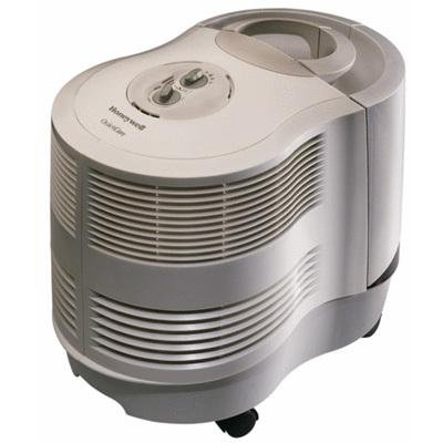 how to clean a humidifier with mold