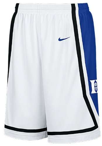 Duke Blue Devils White NCAA