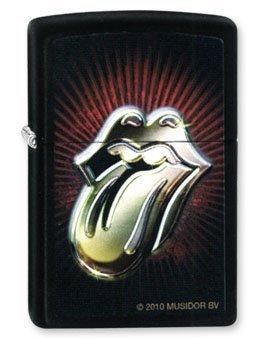 Zippo Accendino Original Classic Rolling Stones