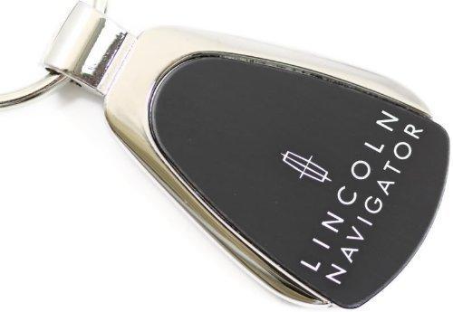 lincoln-navigator-black-teardrop-key-fob-authentic-logo-key-chain-key-ring-keychain-lanyard-by-dante