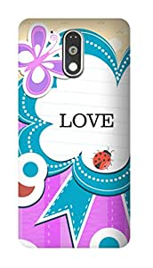 SWAG my CASE PRINTED BACK COVER FOR MOTOROLA MOTO G4 PLAY Multicolor