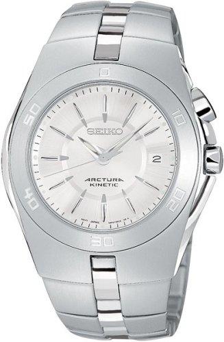 Seiko Men's SKA201 Arctura Kinetic Watch