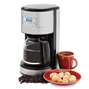 Caffee Maker US: Wolfgang Puck 12-Cup Programmable Coffee Maker