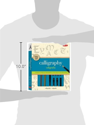Galleon Calligraphy Kit A Complete Kit For Beginners