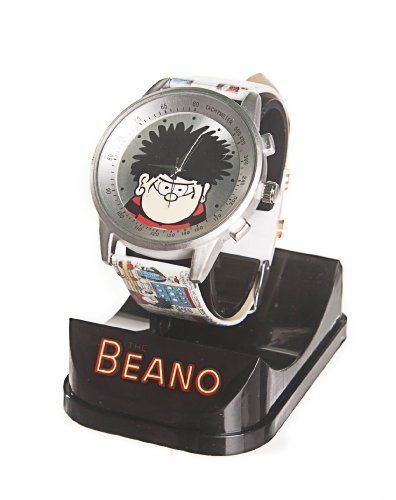 uwear-85a115uw-the-beano-reloj-de-pulsera-con-diseno-de-comic-daniel-el-travieso