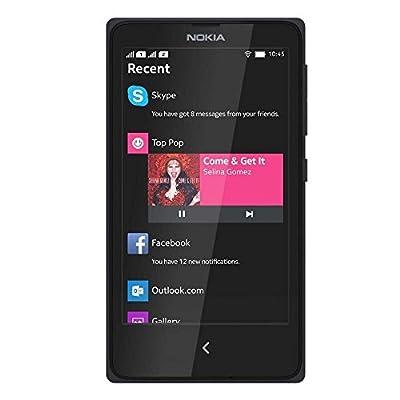 Nokia XL (Black, Dual SIM)