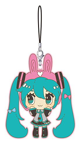 Good Smile Hatsune Miku X Cuterody Rubber Strap (Peach Version) Toy