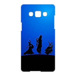 a AND b Designer Printed Mobile Back Cover / Back Case For Samsung Galaxy A5 (SG_A5_3D_1640)