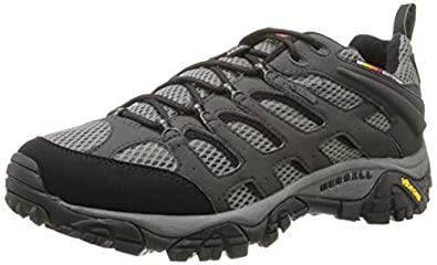 Merrell Moab Gore-Tex(TM), Men's Hiking Shoes, Beluga J87577, 10 UK