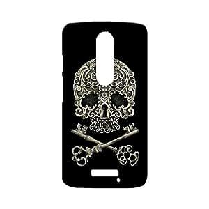 BLUEDIO Designer Printed Back case cover for Motorola Moto X3 (3rd Generation) - G1765