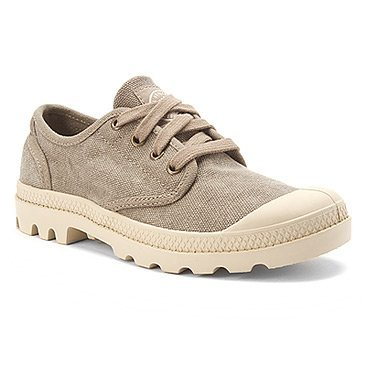 Scarpe Palladium Basse Tela Beige, Taglia 45: Amazon.it