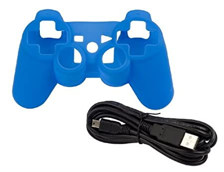 PS3 Plug & Play Kit - Blue