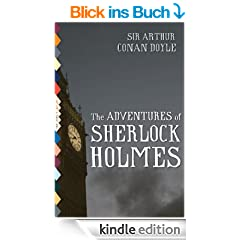 The Adventures of Sherlock Holmes (Illustrated) (Top Five Classics)