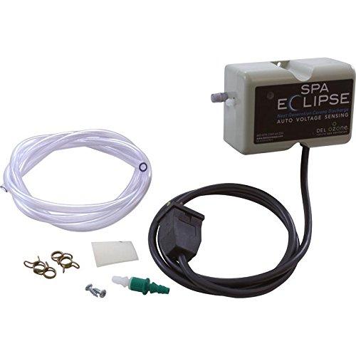 Del Ozone ECS-1RPOZ-U Ozonatore Spa Eclipse Gen 2 CD 115V / 230V modellata Cord