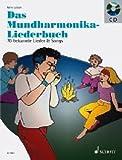 echange, troc Perry Letsch - Das Mundharmonika-Liederbuch, m. Audio-CD