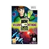 Ben 10 Alien Force: Vilgax Attacks (Nintendo Wii)
