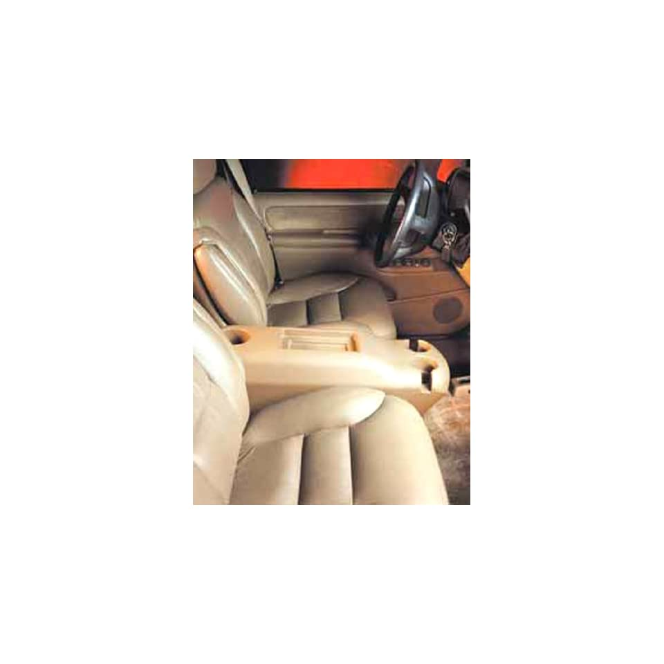 MTX Thunderform 10 Unloaded Custom Subwoofer Enclosure for Chevy & GMC Suburban, Yukon, Full Size Blazer, Tahoe, Reg & Ext Cab Trucks (TAN)
