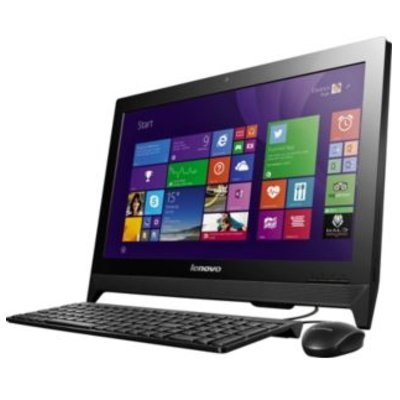 Lenovo C260 Windows8.1 Celeron Dual Core 2.41 GHz 2 GB 500 GB DVD super multi wireless LAN web camera USB3.0 HDMI 6in1 card reader speaker built-in 19.5 LCD integrated desktop laptop (no gloss)