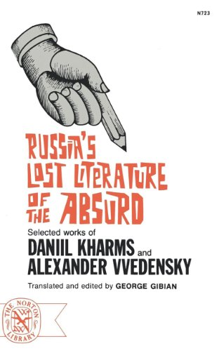 Russia's Lost Literature of the Absurd: Selected works of Daniil Kharms and Alexander Vvedensky (Tapa Blanda)
