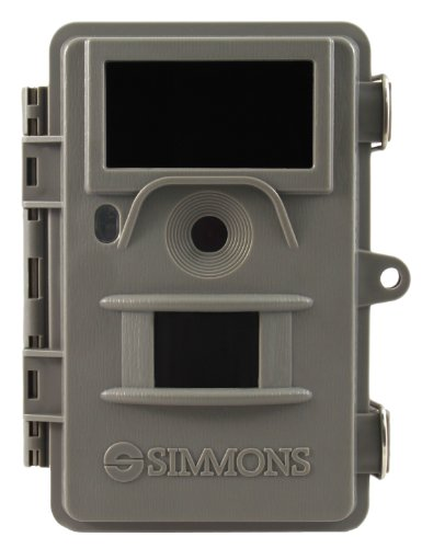 Simmons 6 MP ProHunter No Glow LED Trail Camera