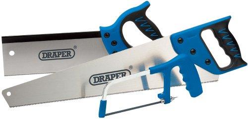 Sale alerts for Draper Draper 52195 3 Piece Soft Grip Saw Set - Covvet