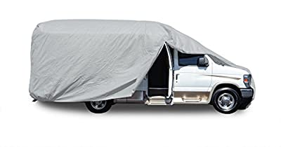 Budge Length Height Polyester Trailerable Motorcycle Cover