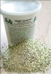 Hemp Hearts Soft Hemp Seeds