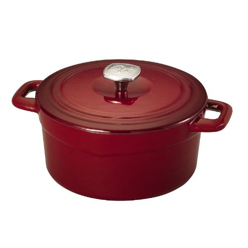3.5-Qt Cast Iron Round Dutch Oven front-436780