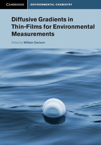 Diffusive Gradients in Thin-Films for Environmental Measurements (Cambridge Environmental Chemistry Series) PDF