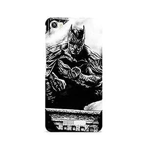 Ebby Batman Premium Printed Case For Lava Iris X8