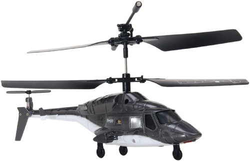 Syma S018 Air Wolf Picoo Helicopter - Brand New 3 Channels Coaxial Rotor Blade - Base on Real Bell 222 style helicopter