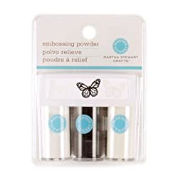Martha Stewart Crafts Essentials Embossing Powder By The Package