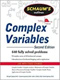 img - for Murray R. Spiegel: Schaum's Outlines Complex Variables (Paperback); 2009 Edition book / textbook / text book