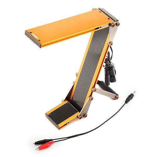 Team Standard LED Pit Table Light 12VDC, Orange
