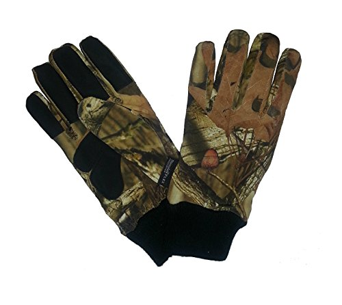 Fantastic Deal! Gamehide Flex Stretch Insulated Gloves