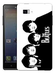 "Beatles The Band Printed Designer Mobile Back Cover For ""Lenovo Vibe Z K910"" By Humor Gang (3D, Matte Finish, Premium Quality, Protective Snap On Slim Hard Phone Case, Multi Color)"