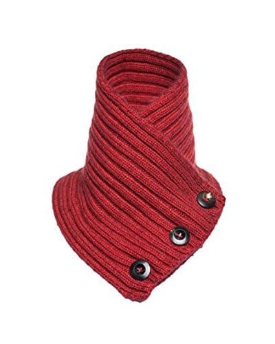 Arcieri Sciarpa 100% Cashmere Rosso