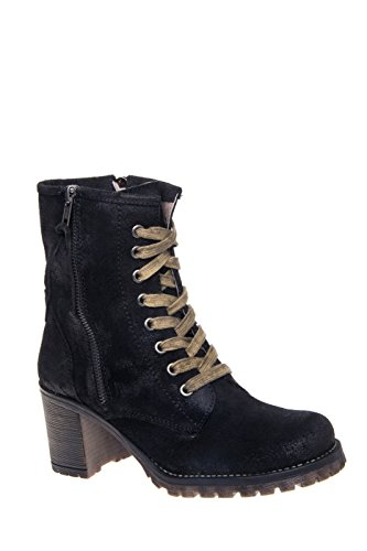 Callie Casual Mid Heel Boot