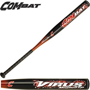 Combat VIMFP1 Virus Morphed Fast Pitch Softball Bat (-10) - New for 2010! - One Color 30/20