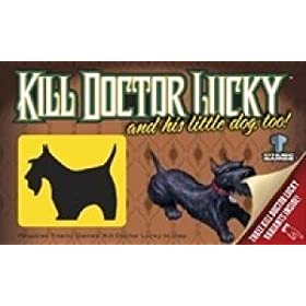 Kill Doctor Lucky board game!