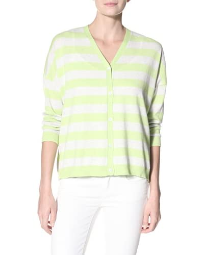 Agave Women's Friday Harbor Stripe Cardigan