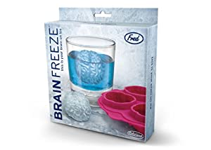 Fred & Friends Brain Freeze Ice Cube Tray