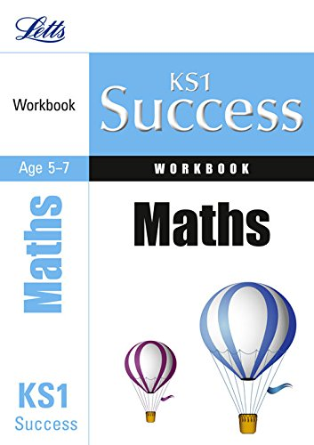 Maths: Revision Workbook (Letts Key Stage 1 Success)
