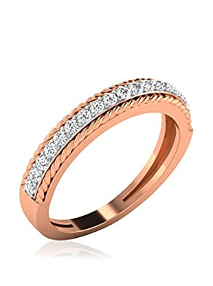 Friendly Diamonds Anillo FDR8670R (Oro Rosa)