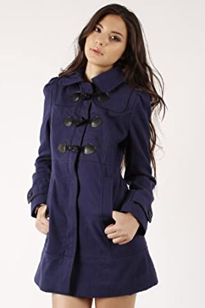 6f3be1cc0a55 Duffle Coat Uk Womens