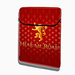 Theskinmantra Hear Me Roar Apple Ipad Mini, Tablet Sleeves