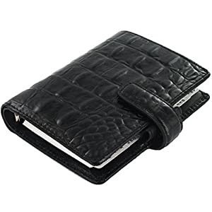 Filofax Amazona Black Mini Organizer - FF-023985