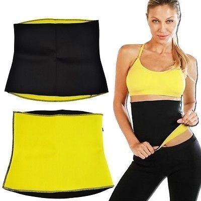 Gadget Bucket Gadget Bucket Hot Shapers Belt – XXXL Size (Neotex Material) , For Both Men & Women, Waist Belt
