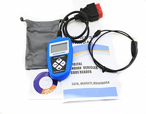 Best Price SHINA T65 Indian Car Code Scanner T65 OBD2 EOBD JOBD